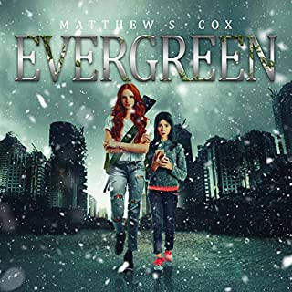Evergreen     Evergreen, Book 1              By:                                                                                                                                 Matthew S. Cox                               Narrated by:                                                                                                                                 Jean Ann Douglass                      Length: 9 hrs and 57 mins     Not rated yet     Overall 0.0