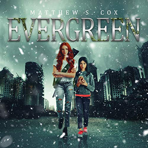 Evergreen audiobook cover art