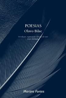 Poesias. Olavo Bilac (Em Portuguese do Brasil)