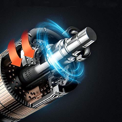 Auto-stofzuiger, auto met bedrade aansteker, om de stroom voor luchtpomp (36 x 15,5 x 11 cm) te nemen