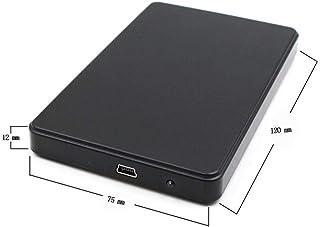 SGJFZD 2.5 Inch USB 2.0 40GB 80GB 100GB Portable HDD External Hard Drive Hard Disk (Color : 100GB HDD)