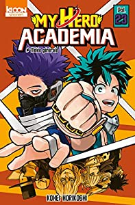 My Hero Academia Edition simple Tome 23