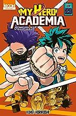My Hero Academia T23 (23) de Kohei Horikoshi