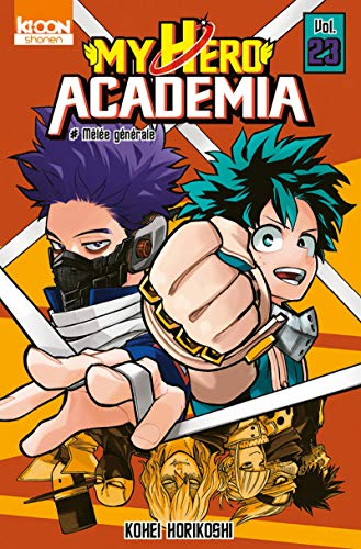 My Hero Academia Edition simple Tome 23