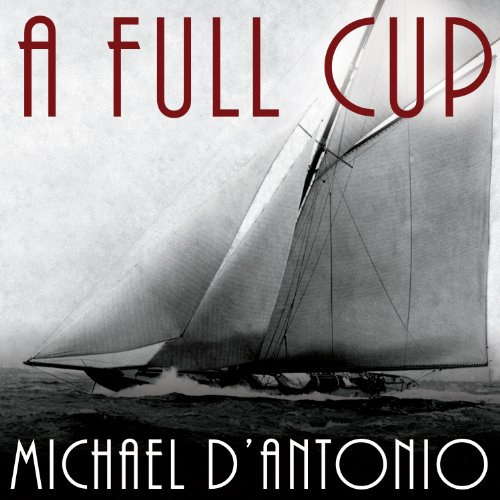 A Full Cup audiobook cover art