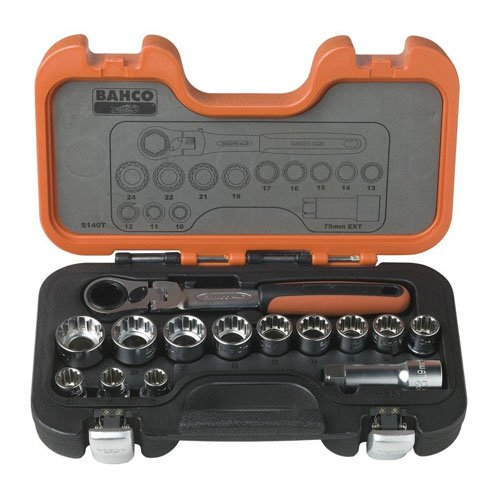 Bahco BHS140T, 14 Stück