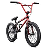 Mongoose Legion L80 Freestyle BMX Bike Line for Beginner-Level to Advanced Riders, Steel Frame,...