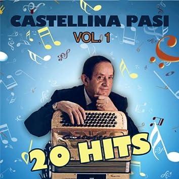 Castellina pasi 20 hits, vol.1