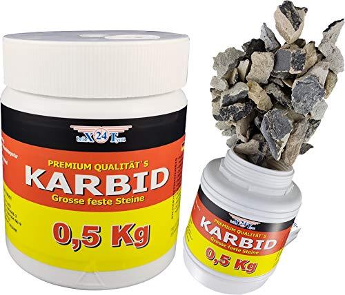 bri\'X24T\'you® KARBID**NEU** 0,500KG +Premium KARBID (AGRAR1Abfl.Ql.Rg.180719K 22-34) Alt Bewährt und sehr Ergiebig (0,500KG)