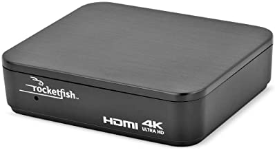 RocketFish HDMI 2-Output 18GBPS 4k Ultra HD and HDR Compatible
