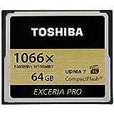 東芝 コンパクトフラッシュ 64GB CF-AX064G