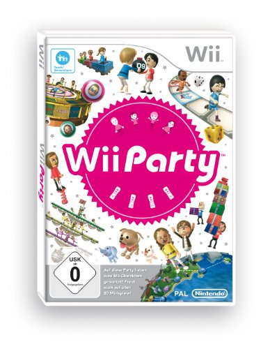 Wii Party - [Nintendo Wii]