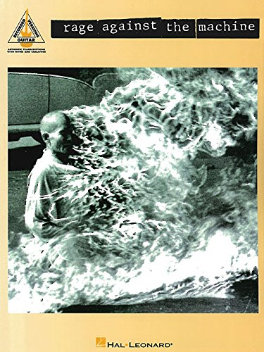 Rage Against The Machine: With Notes And Tablature