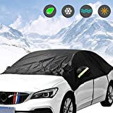 Best Car Covers - Queta Windshield Snow Cover Car Half Car Cover Review