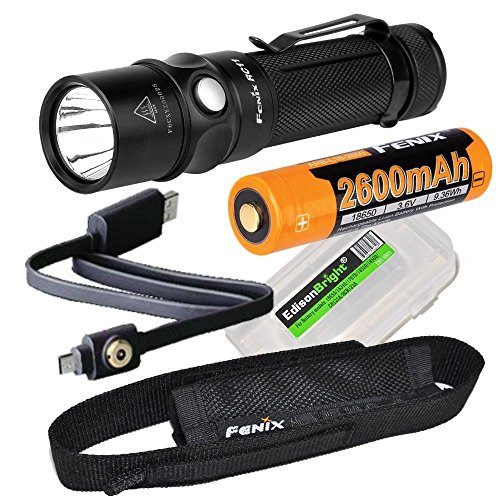 Best Rechargeable Flashlight: Fenix RC11