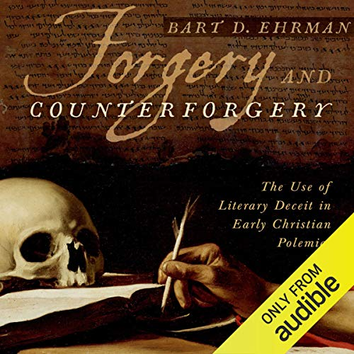 Page de couverture de Forgery and Counterforgery