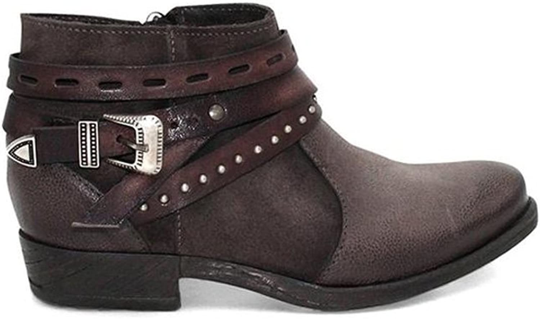 Miz Mooz Womens Dublin Ankle Boot