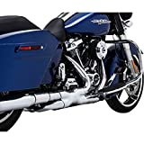 Vance & Hines Power Duals Exhaust Chrome 16871