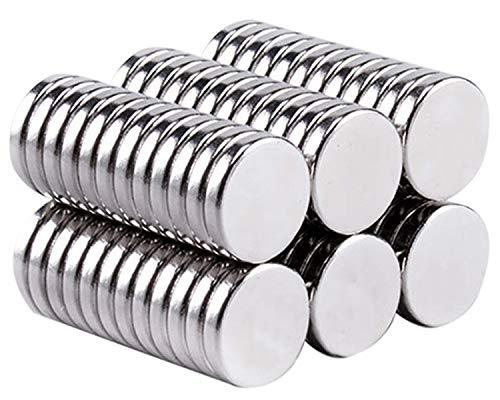 100 pcs 12x2mm Refrigerator Fridge Magnet,Office Magnets,Whiteboard Magnets