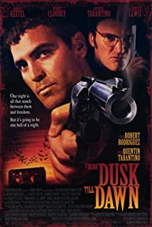 Pop Culture Graphics from Dusk Till Dawn (1995) - 11 x 17 - Style B