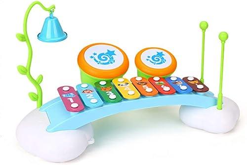 la mejor selección de Mababys Juguete xilófono música Incluidas Mano Mano Mano de Ocho Tonos golpeando Piano Piano de Ocho Tonos pequeño xilófono Infantil bebé Rompecabezas música Juguete  diseñador en linea