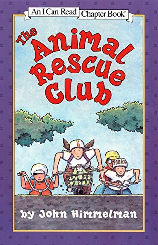 The Animal Rescue Club (I Can Read Level 4)の詳細を見る