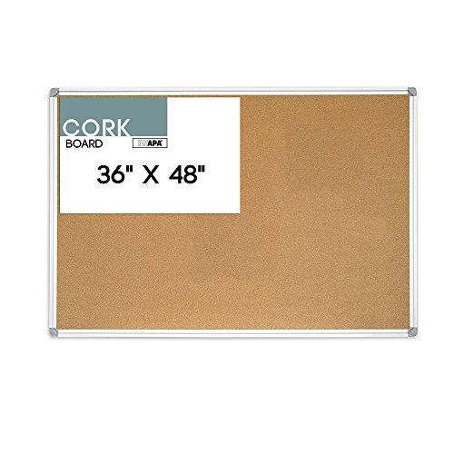 36 x 48 Inch Cork Board