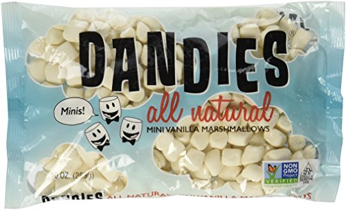 Dandies - All Natural Mini Marshmallows Vanilla