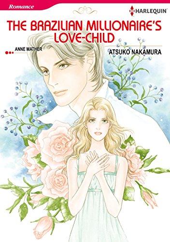 The Brazilian Millionaire's Love-Child: Harlequin comics (English Edition)