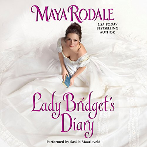 Lady Bridget's Diary audiobook cover art