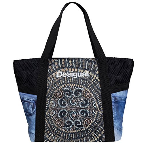 DESIGUAL BOLS L SHOPPING BAG Y Shopper schoudertas sporttas 71X5SA3/6050