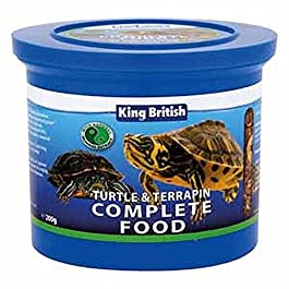(2 Pack) King British – Turtle Food 200g