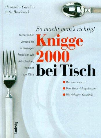 Knigge 2000 bei Tisch