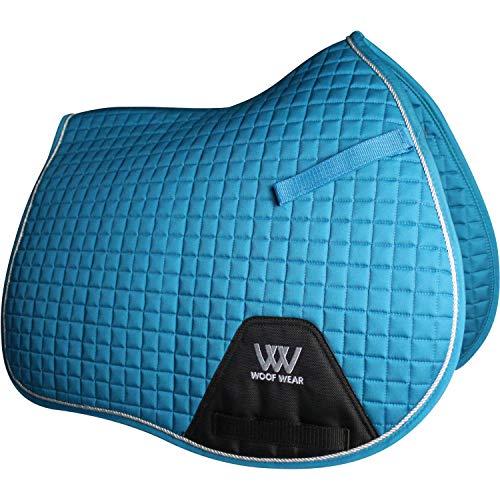 Woof Wear GP Saddle Pad Pony Turquoise