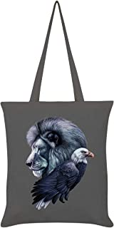 Unorthodox Collective Virtis Duo Tote Bag Graphite Grey 38 x 42cm