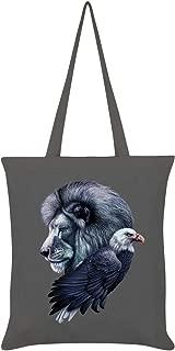 Unorthodox Collective Virtis Duo Tote Bag Graphite Grey 38 x 42cm