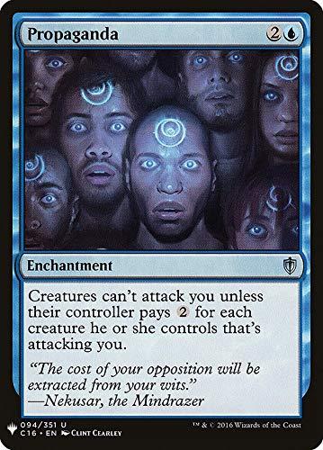 Magic: The Gathering - Propaganda - Mystery Booster - Commander 2016