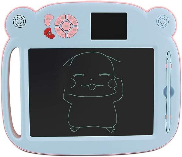 液晶书写平板电脑 10 英寸电子书写绘图垫适用于儿童家庭学校办公室