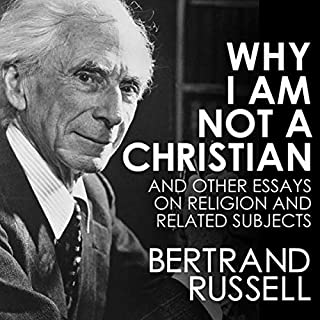 Why I Am Not a Christian audiobook cover art