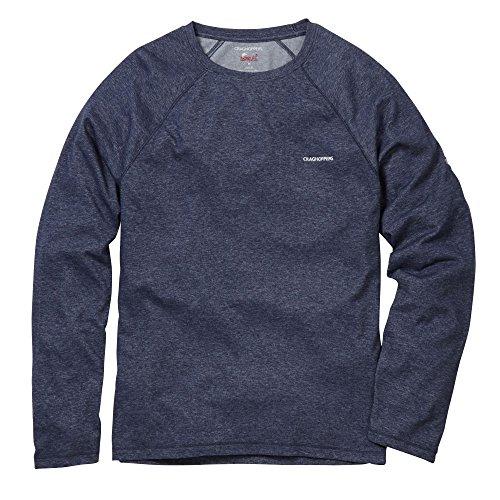 Craghoppers NosiLife Bayame LG Shirt blau - XXL
