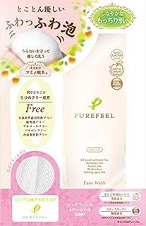 ピュアフィール ふわっふわ泡洗顔料 100g 【まとめ買い240個セット】