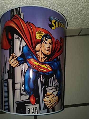 tôle Poubelle Superman Motif : 2
