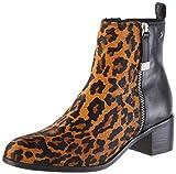 Gioseppo 56583, Botines para Mujer, Multicolor (Leopardo Leopardo), 37 EU