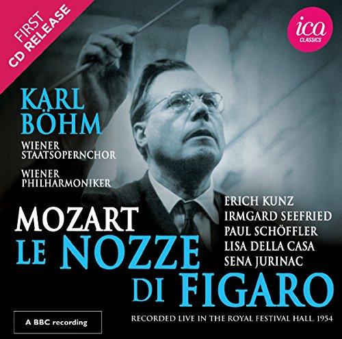 Mozart : Les Noces de Figaro/Karl Böhm (Richard Itter Collection)