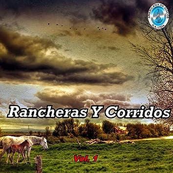 Rancheras y Corridos, Vol. 1