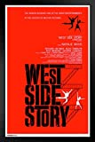 Pyramid America West Side Story 14x20 inches Gerahmtes