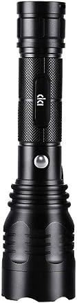 FTLY Blendende wiederaufladbare Haushalts-Handheld-LED-Taschenlampe Super Bright Long Range wasserdicht Outdoor Patrol Multi-Funktionsscheinwerfer B07PQVV3RC     | Moderne und stilvolle Mode