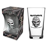 Iron Maiden The Book of Souls Verre à bière