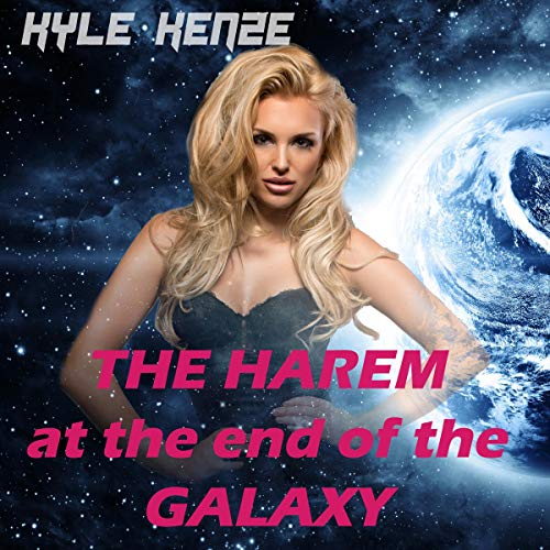 Couverture de The Harem at the End of the Galaxy