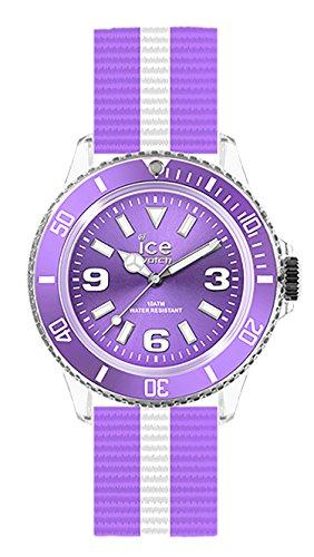 Ice-Watch Ice United UN.VI.U.N.14 - Orologio da polso unisex, cinturino in nylon colore violetto